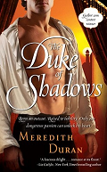 The Duke Of Shadows by Meredith Duran 2008