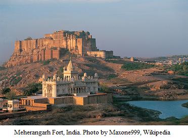 Meherangarh_Fort_India_Maxone999_Wikipedia