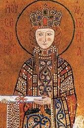 Eirene Doukaina - Byzantine Empress - 1067 to 1133