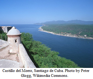 Castillo del Morro - Cuba - by Peter Glogg - Wikimedia Commons