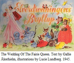 The Wedding Of The Faerie Queen