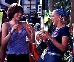 Minnie Driver and Mary McCormack in High Heels And Low Lifes