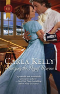 Marrying The Royal Marine by Carla Kelly 2010