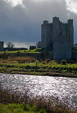 Trim Castle - photo by fhwrdh via Flickr