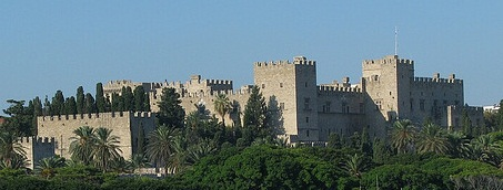 Palace Of The Grand Master of The Knights of Rhodes - photo by bazylek100 via Flickr