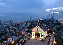 Guayaquil - photo by Andrew Magill via Flickr
