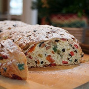 Stollen - image by whitneyinchicago via Flickr