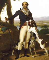 The father of Dumas - General Thomas-Alexandre Davy de la Pailleterie