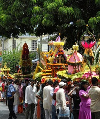Mauritian festival - photo by carrotmanman6 via Flickr