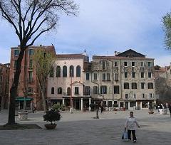 Campo di Ghetto Nuovo - Venice - photo by Joshua King via Flickr - Attribution-NonCommercial 2.0 Generic