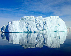Antarctica - photo by Georges Nijs via Flickr