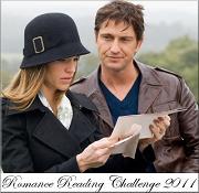Romance Reading Challenge 2011