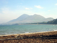Croagh Patrick - Ireland - photo by Ken Ratcliff via Flickr