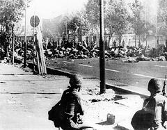 Jaleh Square - Black Friday 8 September 1978 - Tehran - Iran - photo via Wikimedia