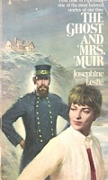 The Ghost And Mrs Muir by Josephine Leslie aka R.A.Dick 1974