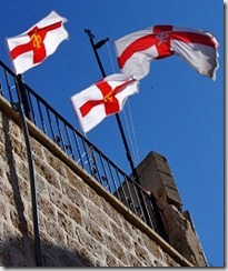 Flags over Acre aka Akko - Israel - photo by Shayan USA via Flickr