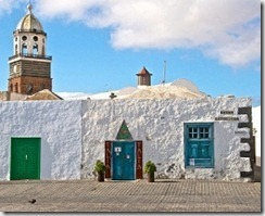 Lanzarote architecture - Canary Islands - photo by Francesco Crippa via Flickr
