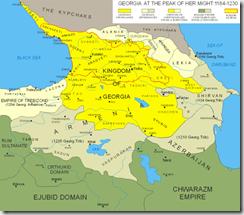 Georgia 1184-1230 - image by Andrew Andersen via Wikimedia Commons