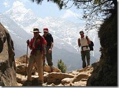 Trek to Everest Base Camp - Nepal - photo by ilkerender via Flickr