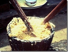A cassava dish - photo by IITA Image Library via Flickr