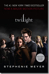 Twilight by Stephenie Meyer 2008
