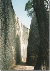Ruins of Great Zimbabwe - Zimbabwe - photo by mm-j via Flickr CC by NC 2 0