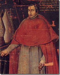 The Bishop of Puebla - Manuel Fernández de Santa Cruz