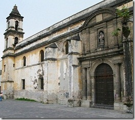 Sor Juana's convent in Mexico City - photo by Paula Soler-Moya via Flickr