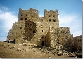 Marib - Yemen - image by Michael Dr Gumtau via Flickr