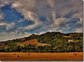 Romagnole landscape - Emilia-Romagna - Italy - photo by Andrea ЕленАндреа via Flickr CC by NC 2.0