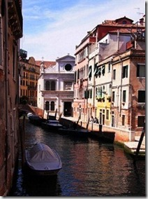 Rio della Pietà - Venice - Italy - photo by Gerrit Labrijn via Flickr