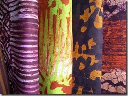 Ghanaian batik - photo by Radio Raheem via Flickr CC BY-NC-ND 2.0